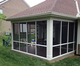 Screened-In Porch 1