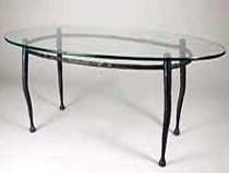 Full Glass Table